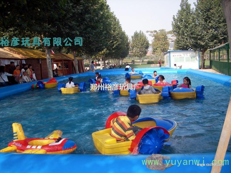 儿童充气游泳池/充气水池