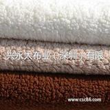 羊羔绒 布料面料 毯子 服装内胆背景布