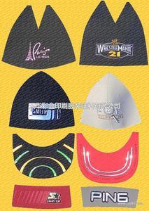 帽子logo加工