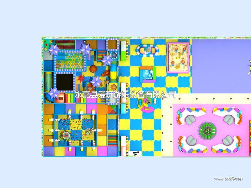 儿童乐园设备-游艺设施尽在华南城网b2b电子商务平台