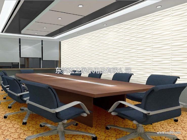 公司形象背景墙,会议室背景墙