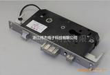 供应6068A型带天地杆双快斜舌及面板为锌合金电子锁体