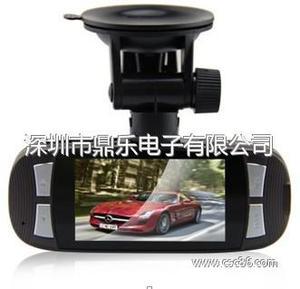 行车记录仪G1W  高解析LCD 外置GPS轨迹记录(可选)