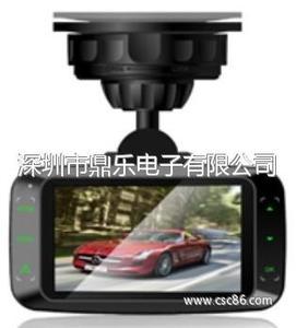 行车记录仪GF1000  170°超广角  支持六国语言