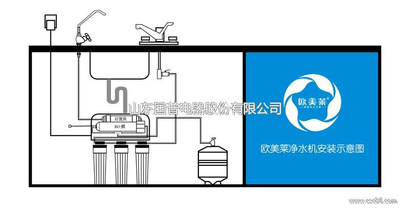 净水器电路电路接线图