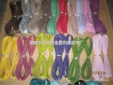 厂家专业生产 真皮皮绳 真皮皮条 编织皮绳