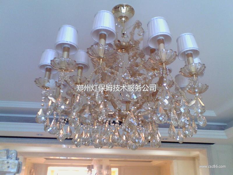 客厅水晶灯安装清洗_其他室外照明灯具-b2b网站免费