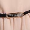 尤加迪曼2013秋装新款圆领撞色宽松长袖雪纺衫62270小图三