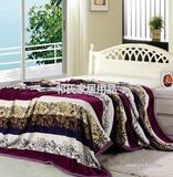 珊瑚绒毯子 法兰绒毯