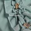 尤加迪曼2013秋装新款圆领蕾丝大码百搭长袖雪纺衫62286小图三
