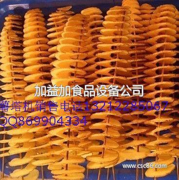 丹东市薯设备薯塔机器钱丹东塔机小吃-木制玩具v设备图片