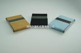 新款推荐双开、 皮质、 高档名片夹MP-H004A
