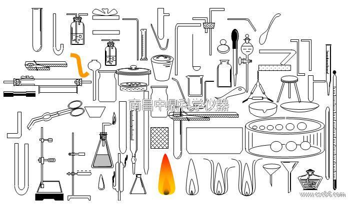 化学试剂,玻璃器皿,实验仪器设备