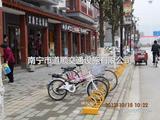 贵州省螺旋自行车停车架