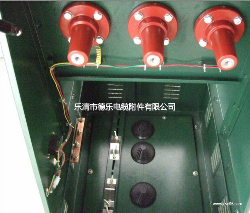 高压电缆接线箱
