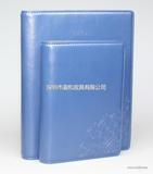 【皮纹皮变色PU】活页本笔记本 软皮笔记本 最新笔