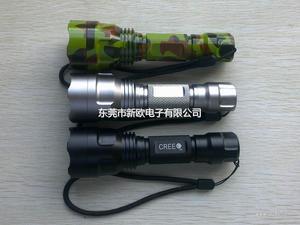 C8Q5 强光手电筒
