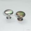家具拉手锌合金镀青古铜圆拉头 现代拉丝抽屉拉手MX5928