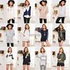 2013秋装外贸品牌杂款长袖T恤女装 日韩欧美女装批发小图二