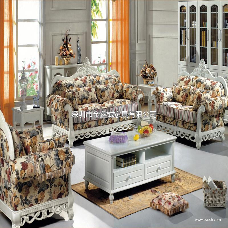 广东欧式真皮沙发,欧式沙发批发图片