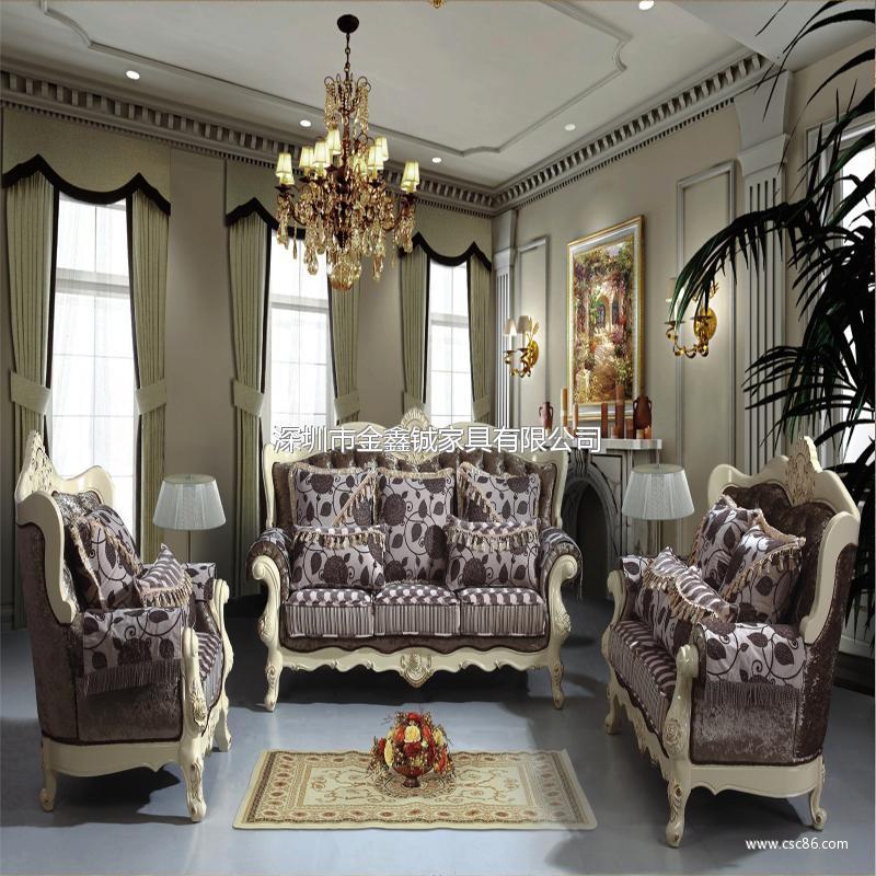 高档欧式沙发,深圳欧式沙发定做图片