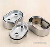 加厚铝合金衣橱挂衣杆