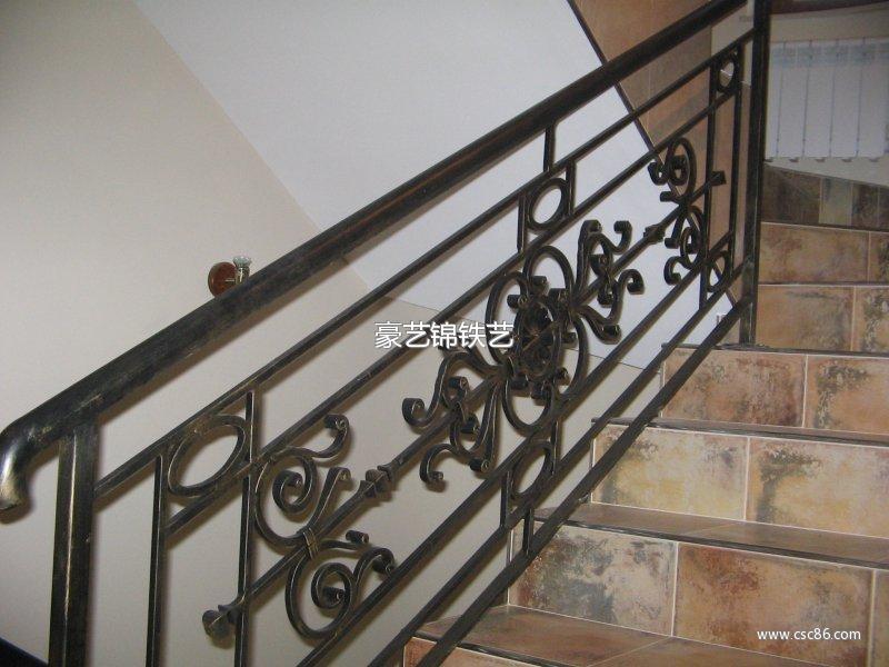 欧式不锈钢楼梯扶手