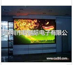 LED全彩显示屏 P10广告屏 户外彩屏 LED防水显示屏