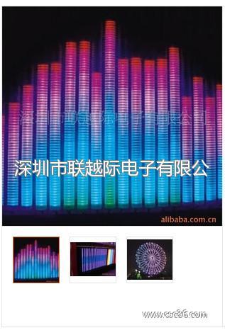深圳联越际LED数码管大图一