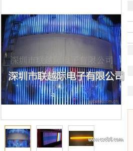 深圳联越际LED视频管