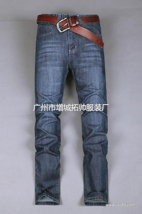 lee牛仔裤品牌 修身男式牛仔裤 男装新款大图一