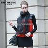 2013冬装新款欧美圆领PU皮包臀大码毛衣连衣裙32678小图一