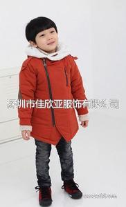 T003 男童棉衣 外套