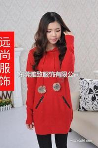 元旦将近厂家亏本批发最便宜的毛衣超低秋冬女装棉服批发