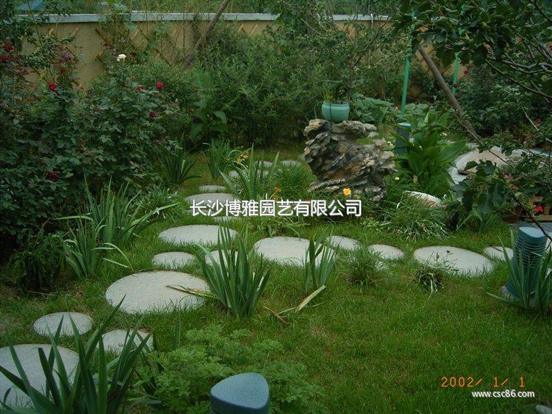 庭院花园长沙庭院,别墅花园庭院