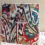 优质印花布 精品服装布  全棉布