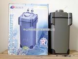 日生EF-1600U鱼缸外置过滤桶带UV灯含滤材0690