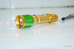 强光手电筒自车灯