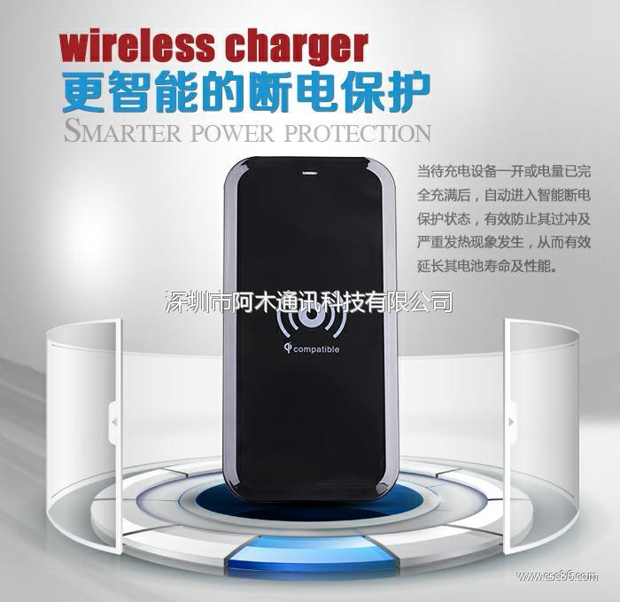 无线充电器 型号:CC-301(QI标准)TI芯片大图一