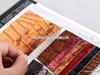 厂价直销S-0851印刷石头纹PU人造革/合成革小图四