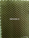 三明治网眼布 箱包 手套汽车坐垫鞋子用布pvc夹网涂层布