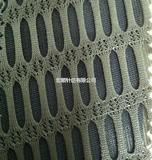 弹力三明治网眼布 特殊鞋材三明治网布 箱包椅子布料