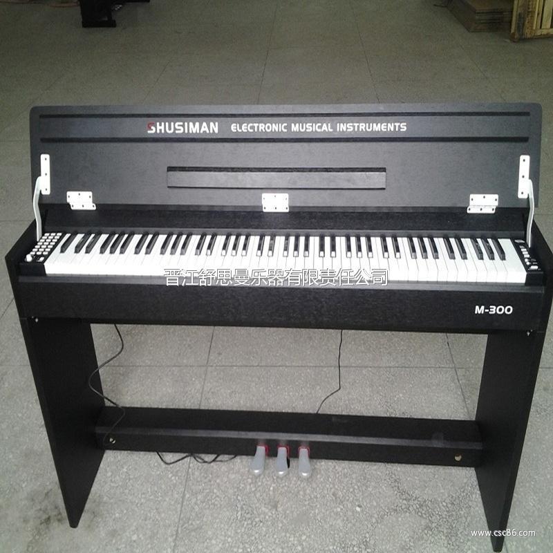m-300钢琴/数码钢琴/电钢琴图片