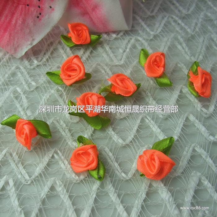 丝带手工玫瑰花小图三