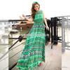 2014热卖夏季 原创女装设计波西米亚长裙新款连衣裙A362小图三