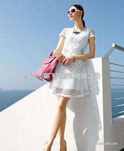 尤加迪曼2014夏装新款连衣裙