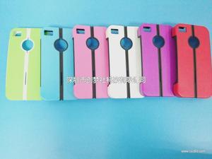 工厂直销 折叠式苹果手机壳 2014新款