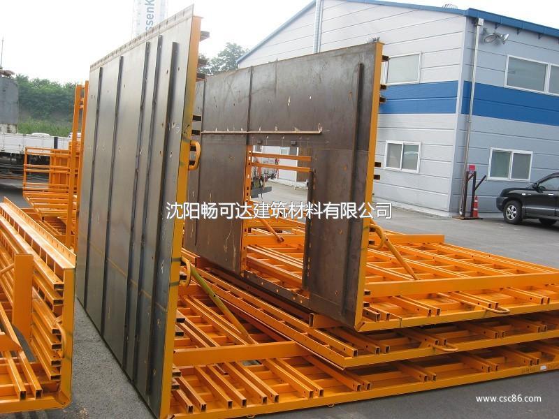 钢木模板,韩国模板,钢模
