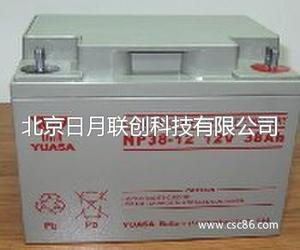 广东汤浅蓄电池NP38-12/12V38AH报价