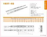 供应37宽重型滑轨、37宽工业滑轨、37宽带锁滑轨